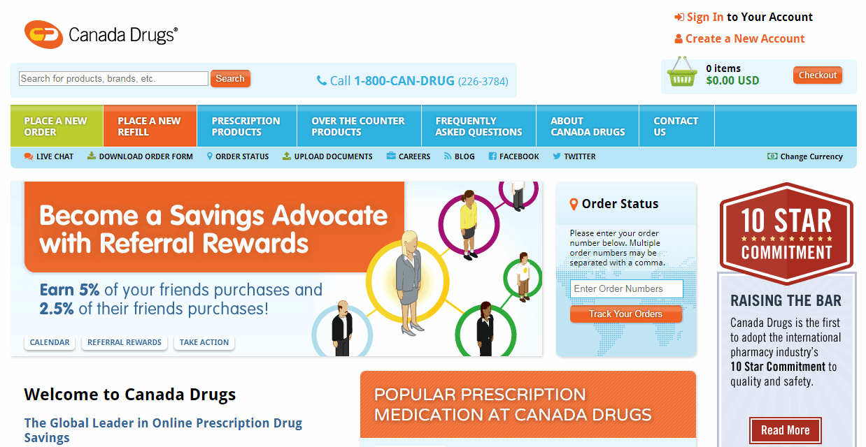Canada Drugs.Com - Good Online Pharmacy Closing Due to Legal Case