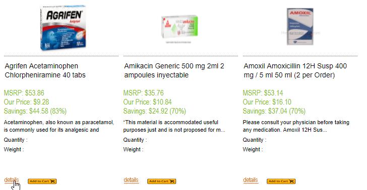 Mexican Antibiotics Online