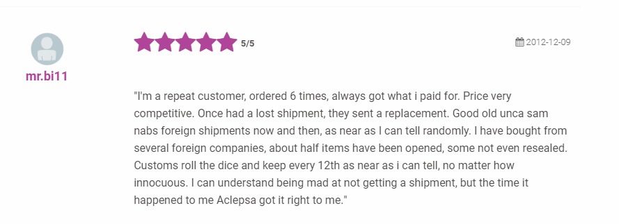 Aclepsa Reviews (https://www