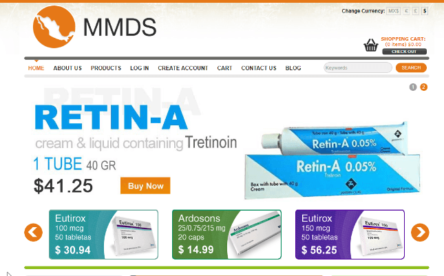 Mexico Drug Stores